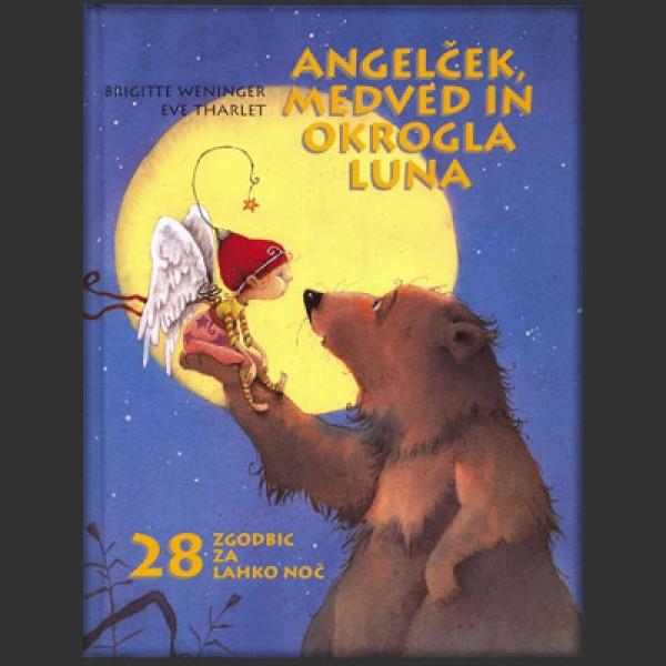 Angelček, medved in okrogla luna