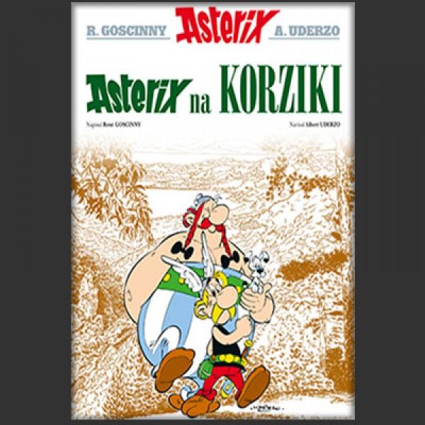 Asterix na Korziki