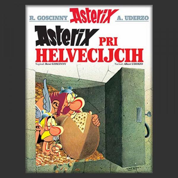 Asterix pri Helvecijcih