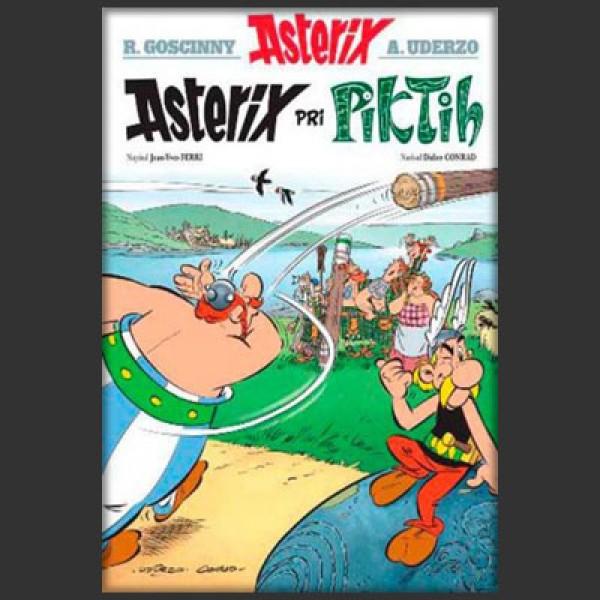 Asterix pri Piktih