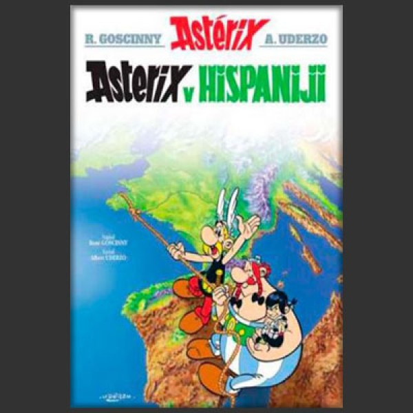 Asterix v Hispaniji