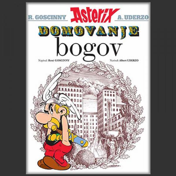 Asterix - Domovanje bogov