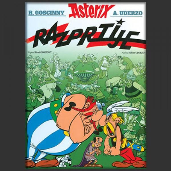 Asterix - Razprtije