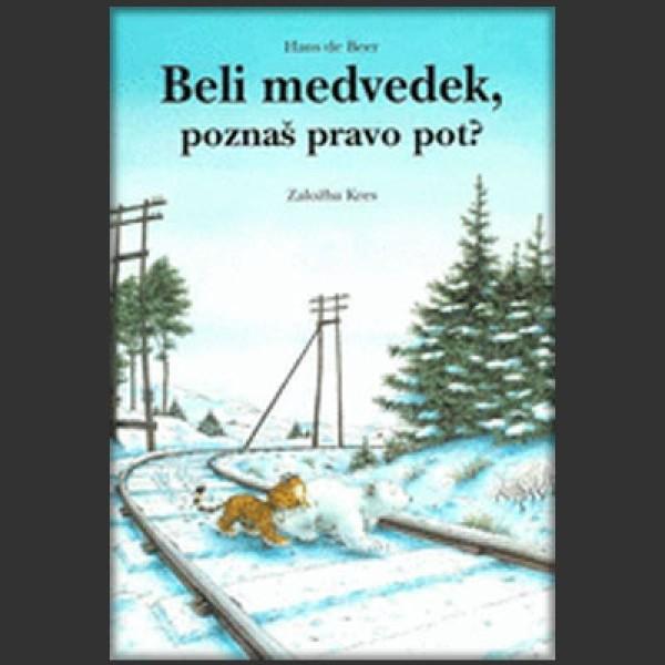 Beli medvedek, poznaš pravo pot?