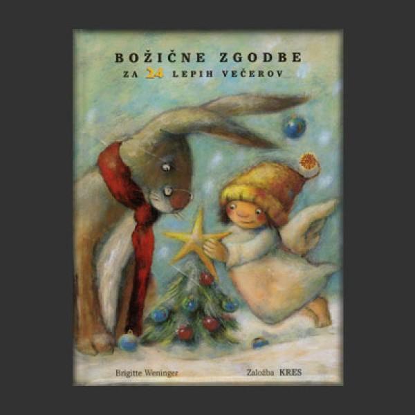 Božične zgodbe za 24 lepih več