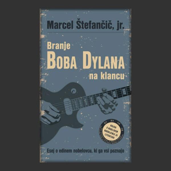 Branje Boba Dylana na klancu