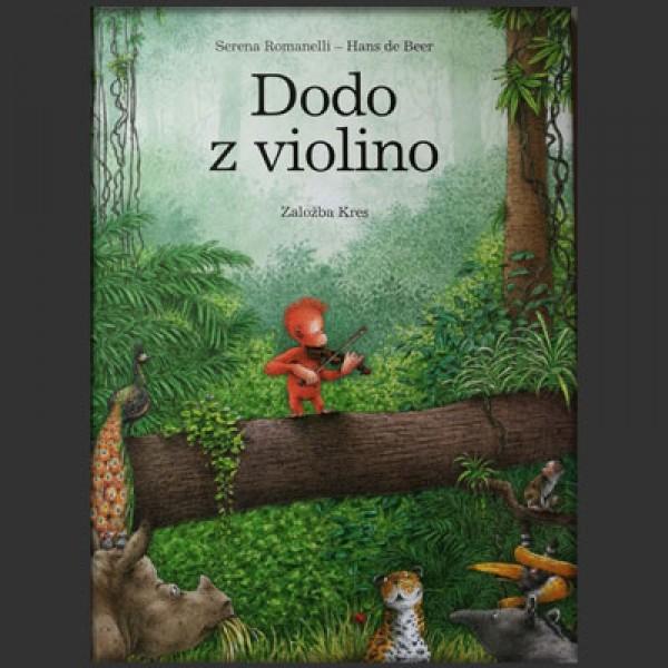 Dodo z violino