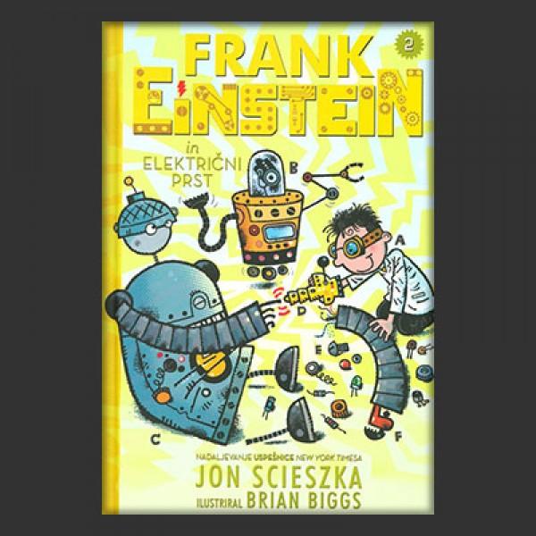 Frank Einstein in električni prst
