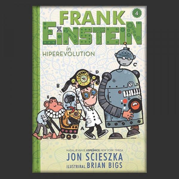 Frank Einstein in hiperevolution