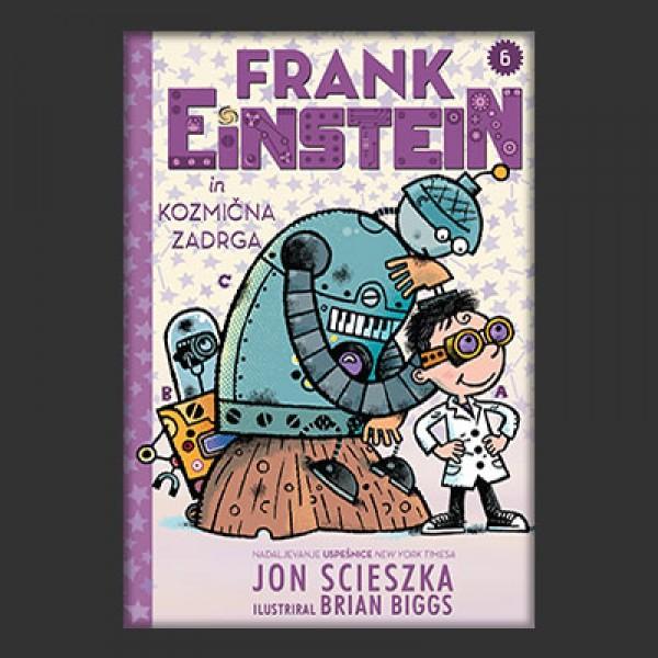 Frank Einstein in kozmična zadrga