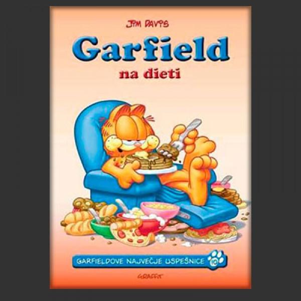 Garfield na dieti