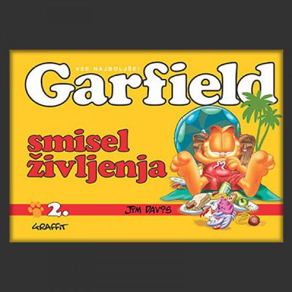 Garfield; Smisel življenja