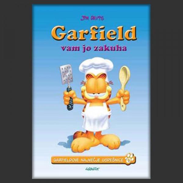 Garfield vam jo zakuha