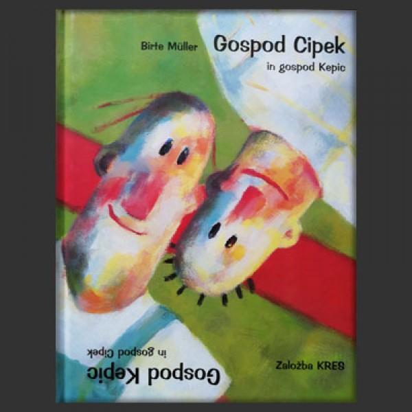 Gospod Cipek in gospod Kepic