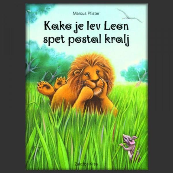 Kako je lev Leon spet postal kralj