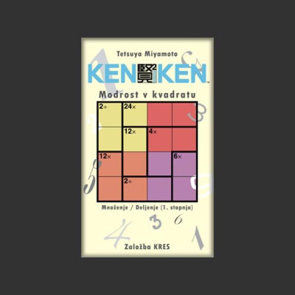 KenKen - Modr. v kvadratu MD 2