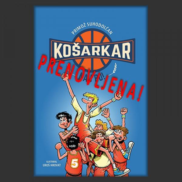Košarkar naj bo! (PRENOVLJENA)