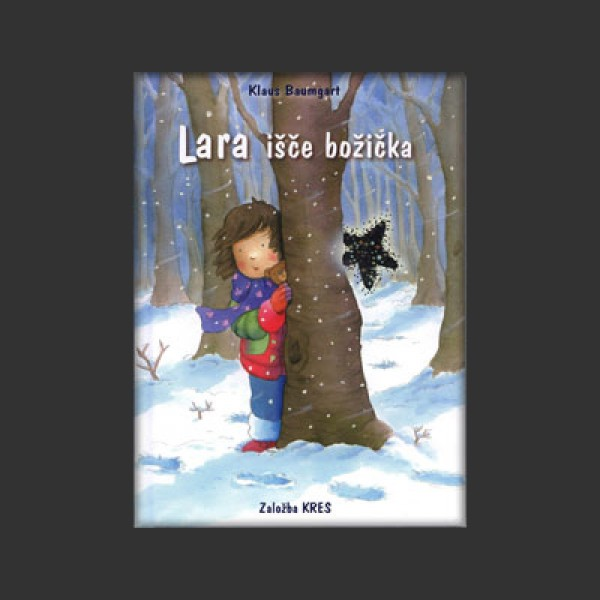 Lara išče božička