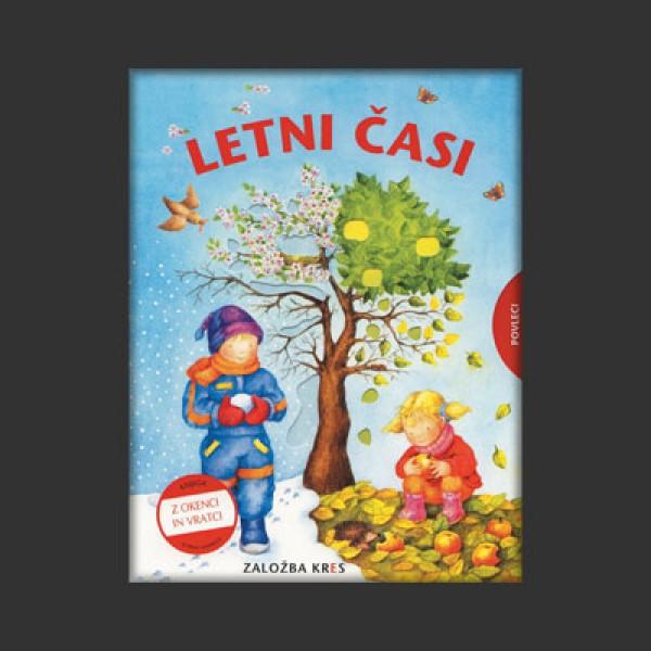 LETNI ČASI - Zbirka SPOZNAJ