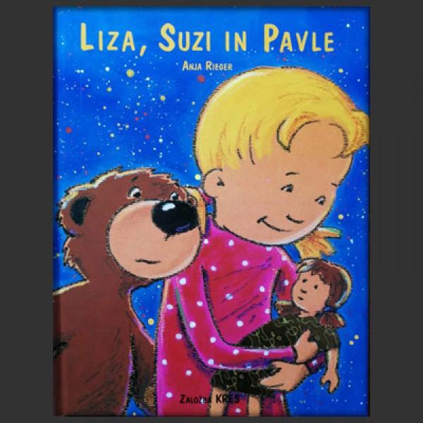 LIZA, SUZI IN PAVLE