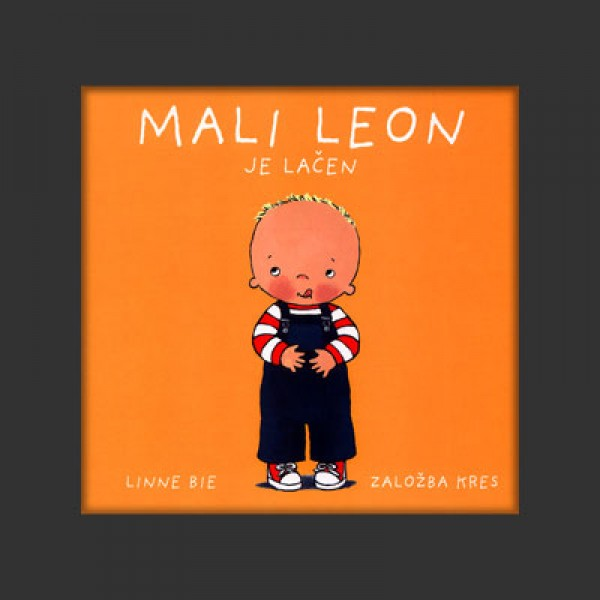MALI LEON JE LAČEN