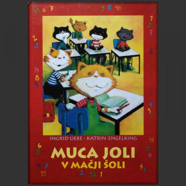Muca Joli v mačji šoli
