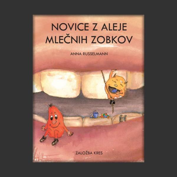 Novice z Aleje mlečnih zobkov