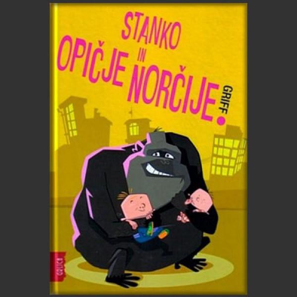 Stanko in opičje norčije