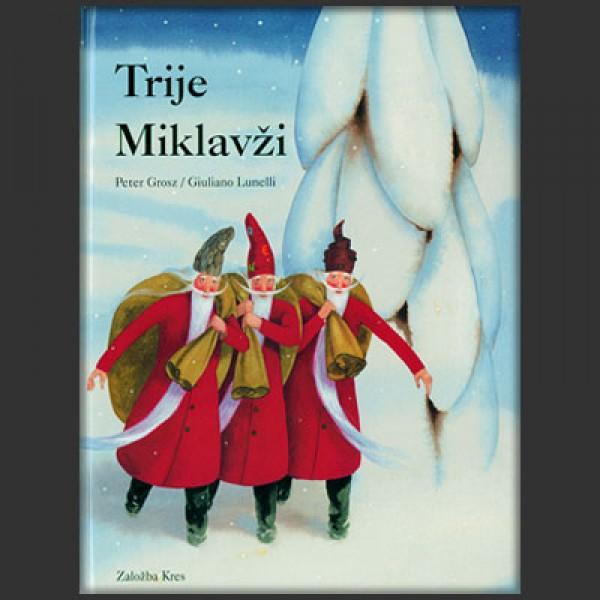 Trije Miklavži